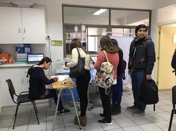 ESCUELA DE SALUD IPLACEX COPIAPÓ REALIZA JORNADA DE VACUNACIÓN ANTI-INFLUENZA