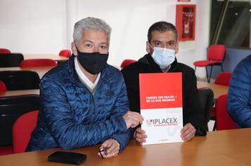 CLUB DEPORTIVO RANGERS DE TALCA E IPLACEX FIRMAN CONVENIO DE COLABORACIÓN