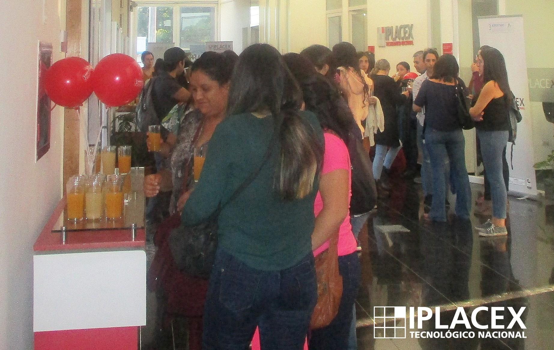 IPLACEX finaliza actividades de bienvenida al año académico 2018