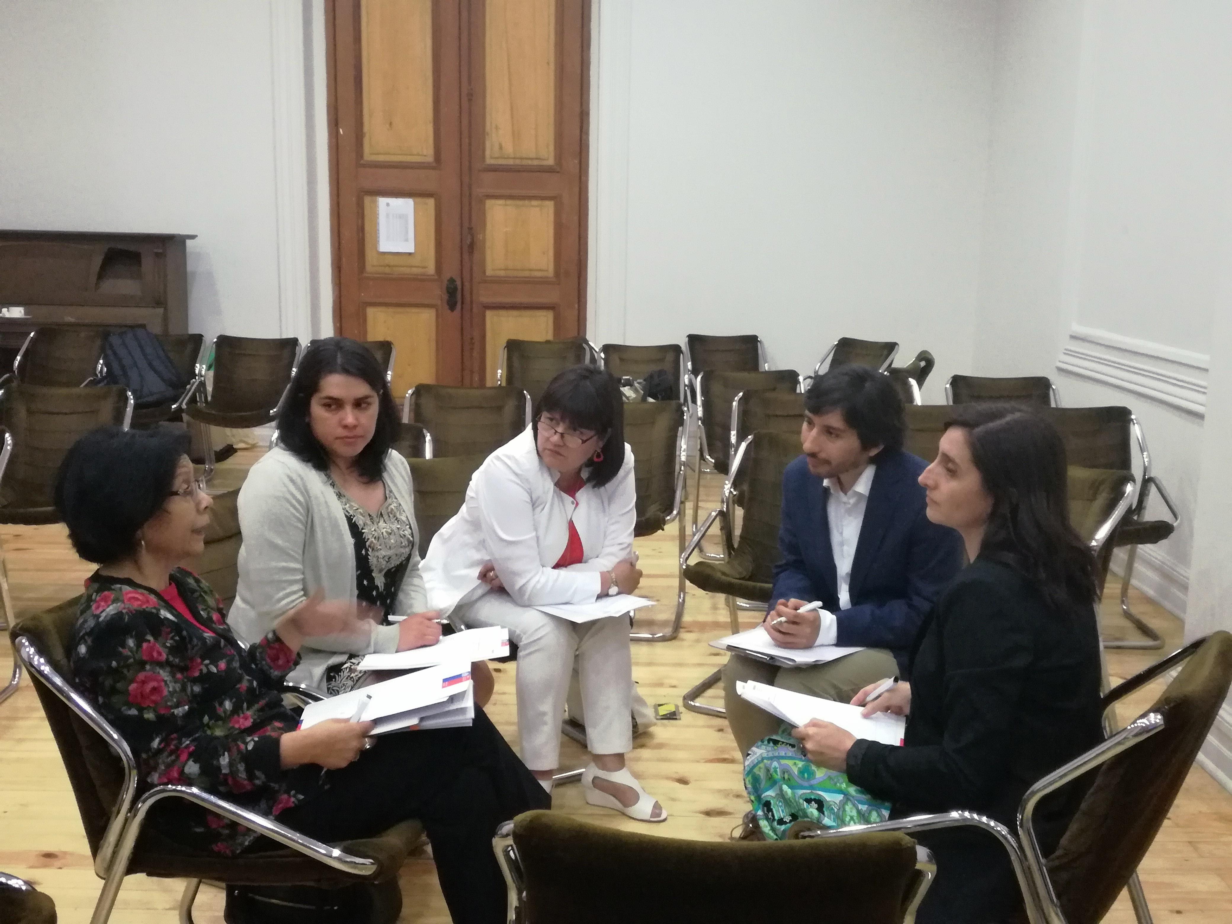 IPLACEX participa en Jornada Nacional para Técnicos en Educación Parvularia