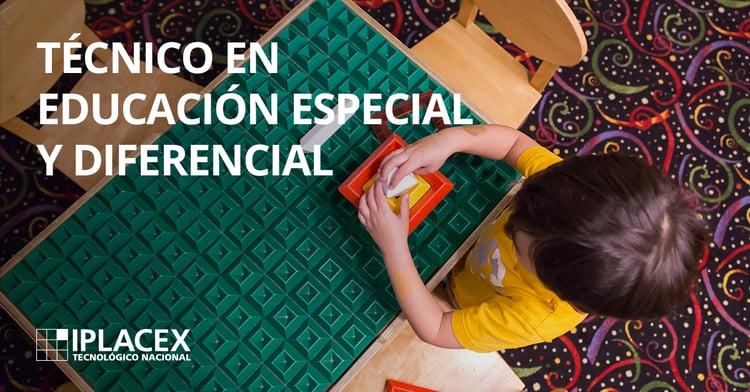 tec.educacion especial y diferencial