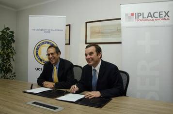 Experto en educación a distancia lanza nuevo acuerdo Iplacex - UC Irvine
