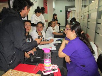 IPLACEX REALIZÓ UN COMPLETO OPERATIVO DE SALUD