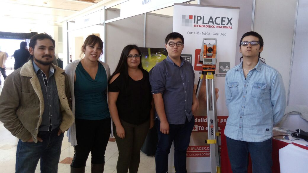 Foto IPLACEX participó del FOREDE 2017