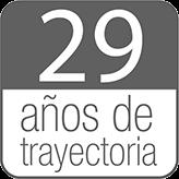 28 Años de Trayectoria